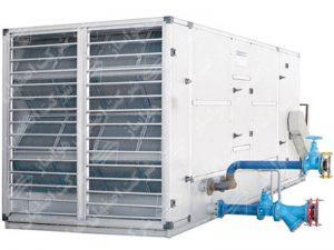 Air Washer Air Handling Device