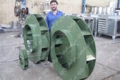 پروانه فن بکوارد به سفارش کشور عراق